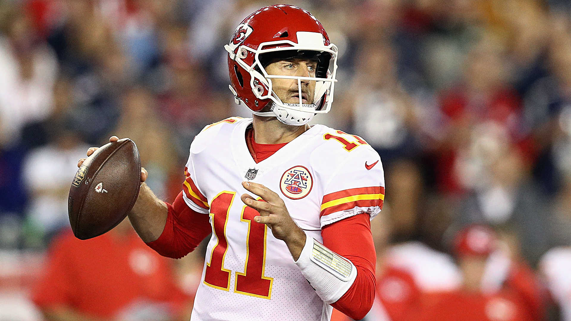 Chiefs agree to trade Alex Smith to Washington, report says