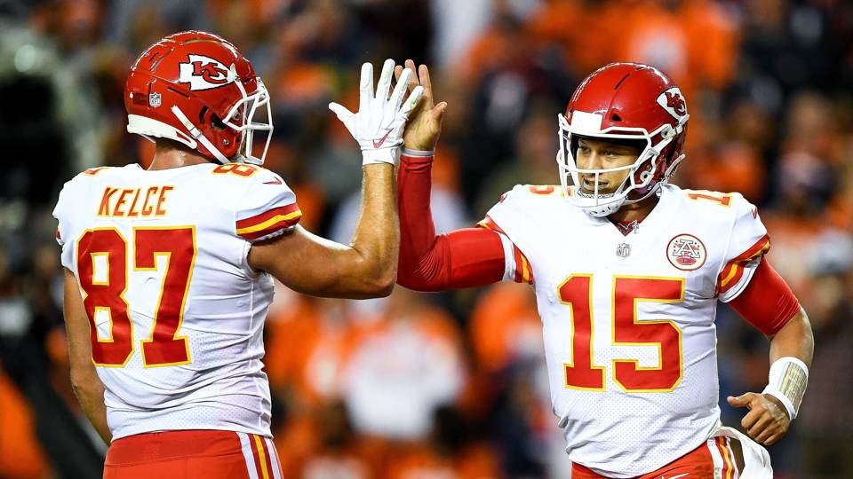 Broncos Vs Chiefs Score Result Highlights From Monday Night