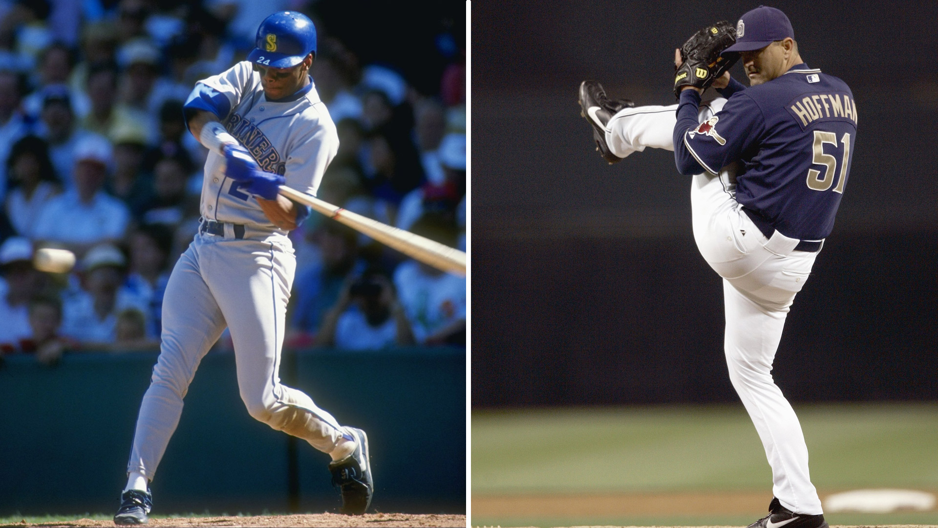 Griffey and Hoffman