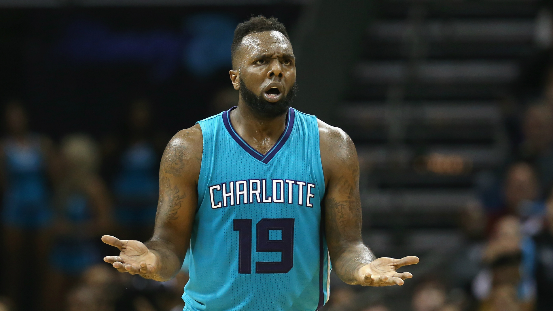 P J Hairston glad to be starting even after Hornets declined his