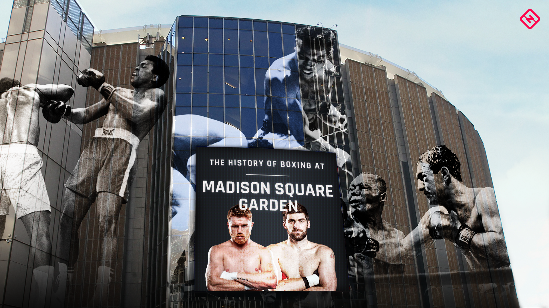 The history of boxing at madison square garden boxing - History of madison square garden ...
