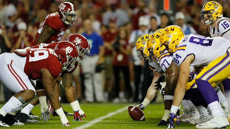 College Football Playoff rankings  SEC set up for one 50221b02b