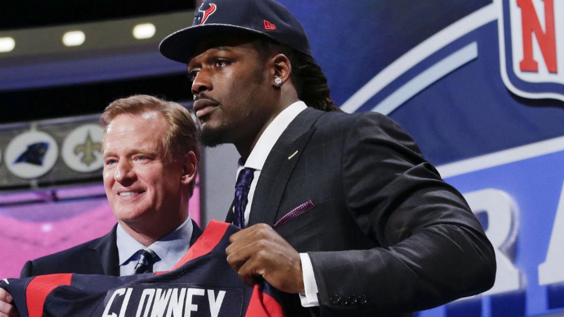 2014 NFL Draft -- First round recap from Clowney to Bridgewater