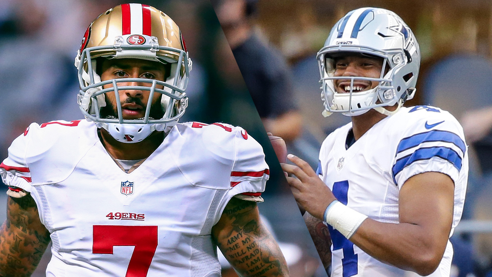 Chip Kelly declares Colin Kaepernick one of his two best quarterbacks
