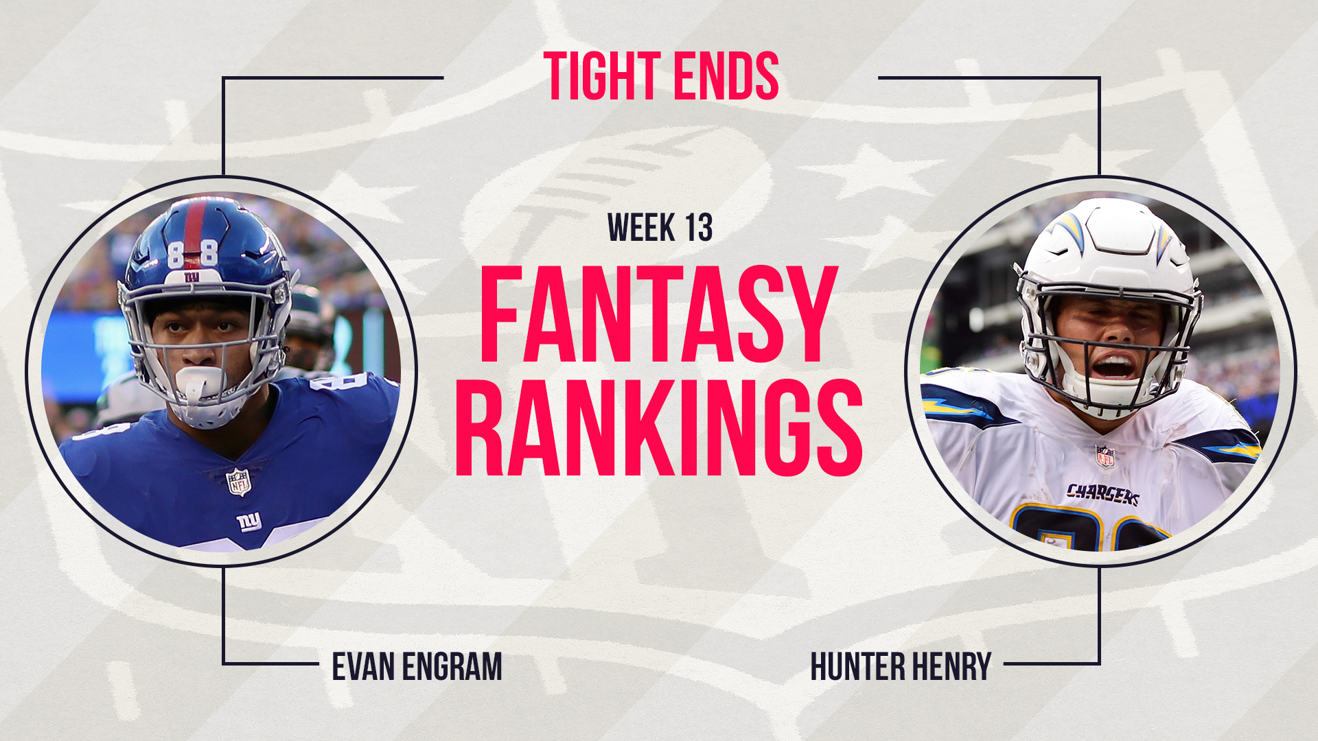 Fantasy Football Week 13 Rankings: Tight end   Fantasy   Sporting News