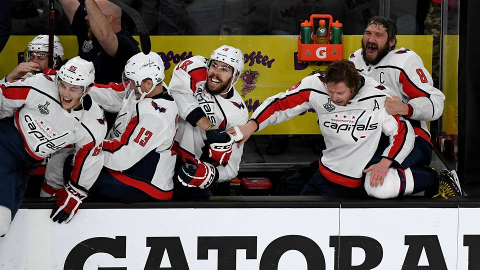 Stanley Cup Final 2018: Washington Capitals defeat Vegas Golden Knights for first NHL title