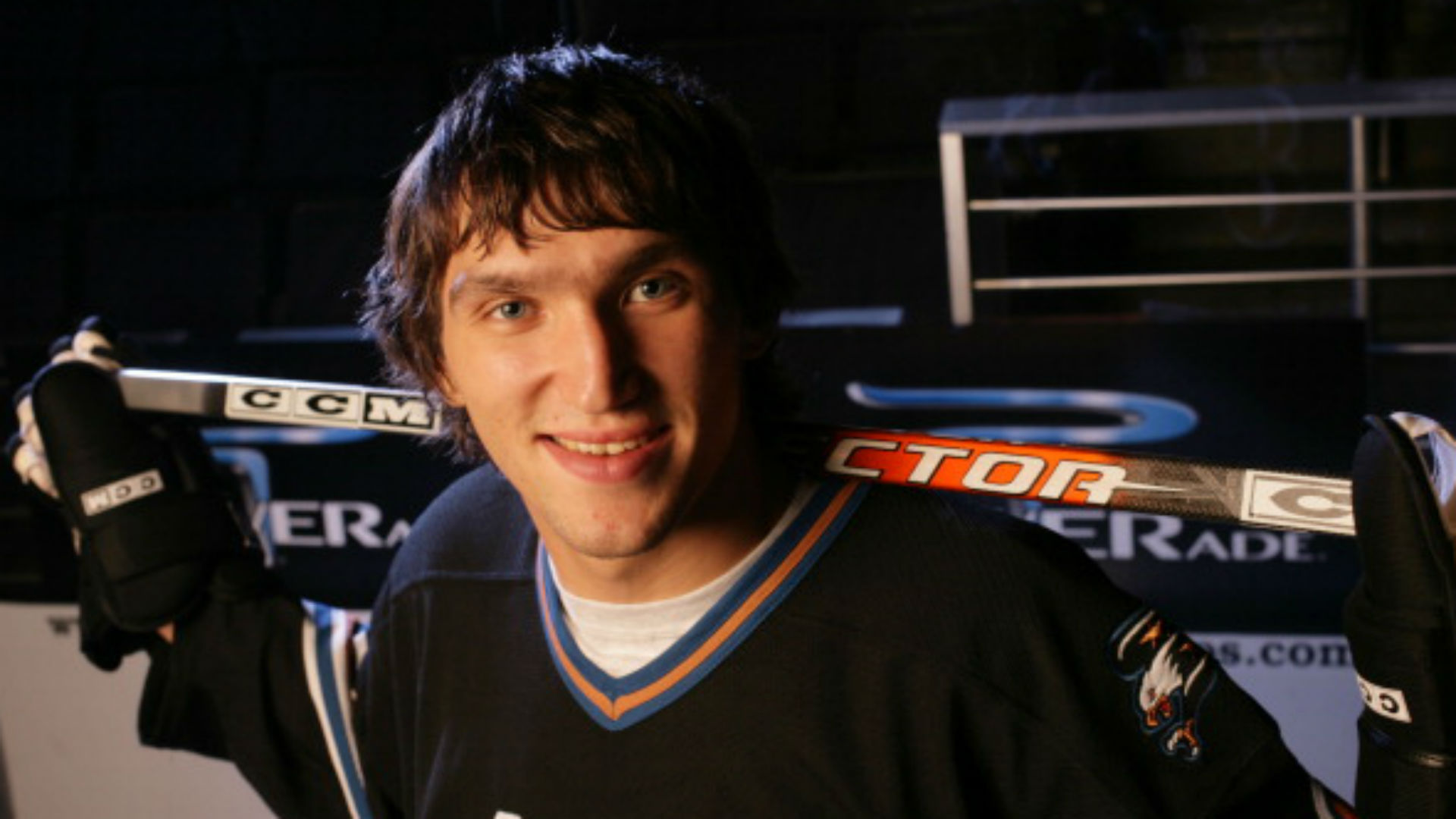 Alexander Ovechkin laid out a memorable video with Vera Glagoleva 21.08.2017 84