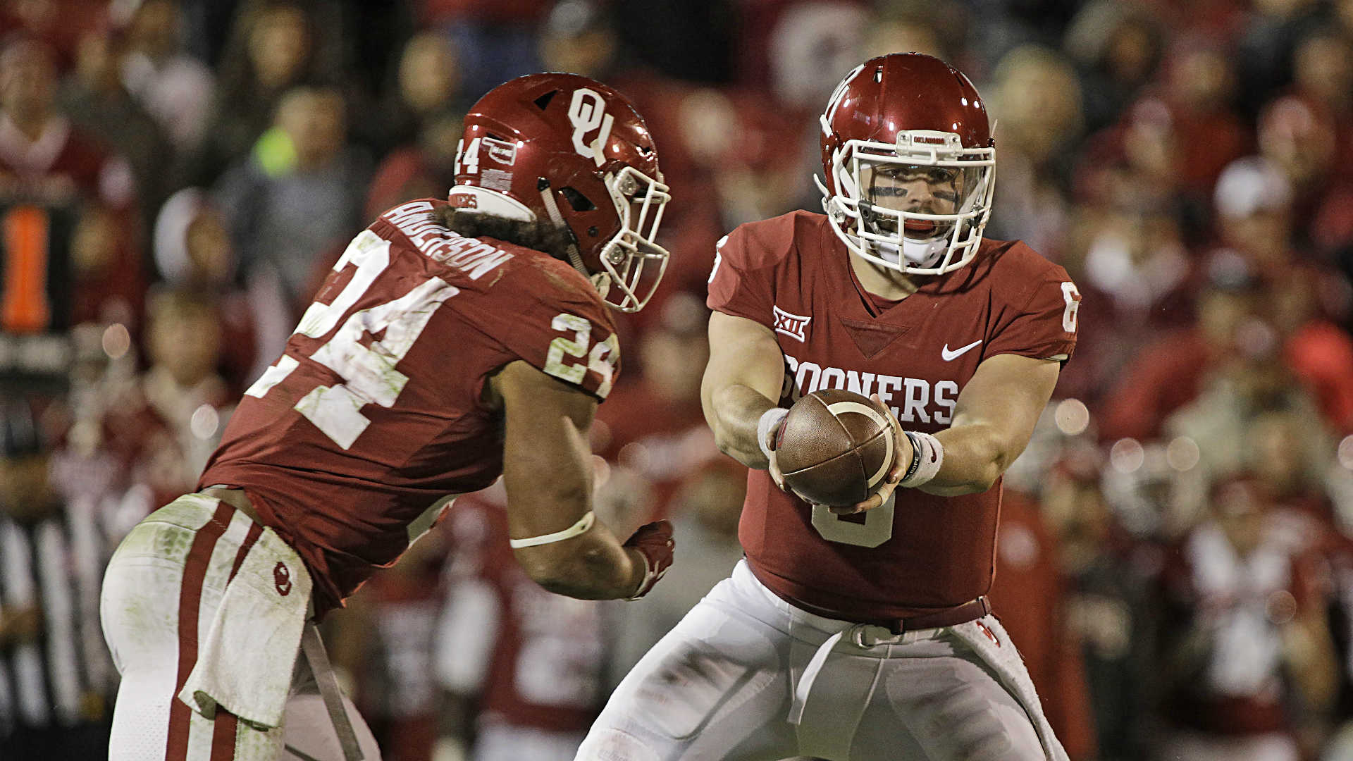 Oklahoma, TCU brace for Big 12 title rematch