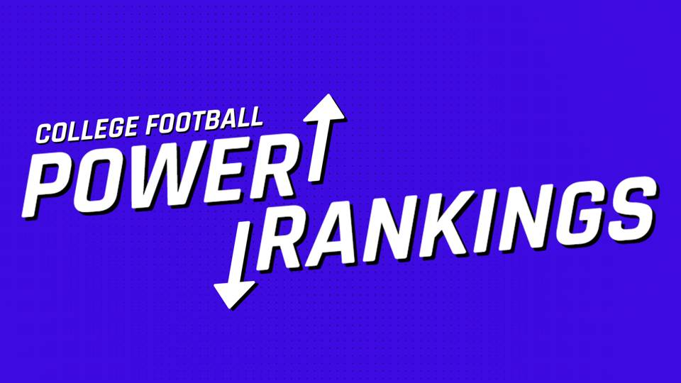 Sporting News  final college football Power Rankings for 2018  611fc7183