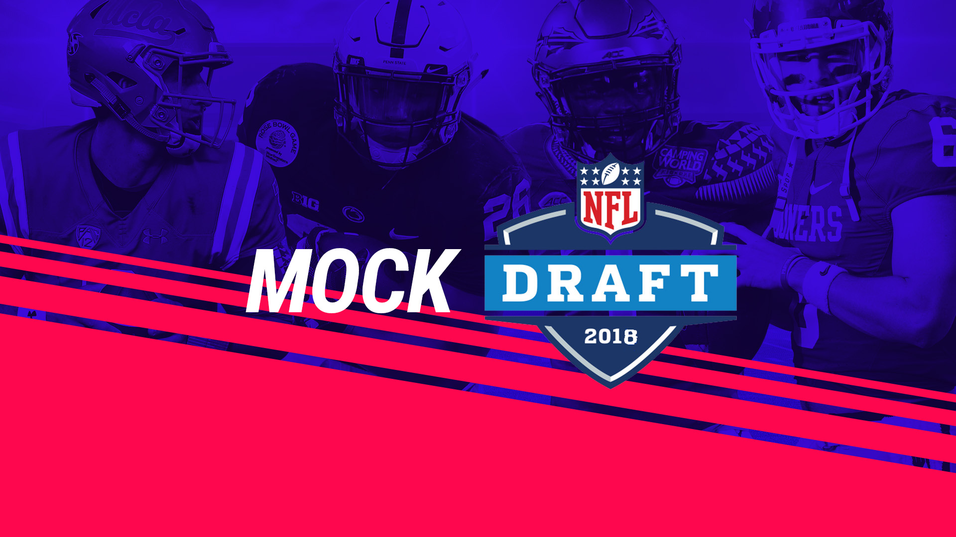 NFL Mock Draft 2018: Final projections for first-round picks, trades