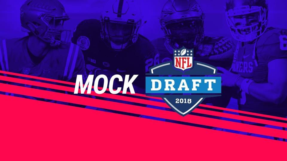 53291b0b3 NFL Mock Draft 2018  Giants