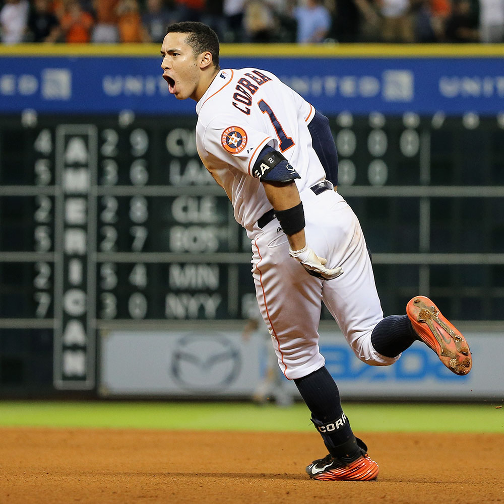 MLB Playoffs 2015: Get To Know The Houston Astros