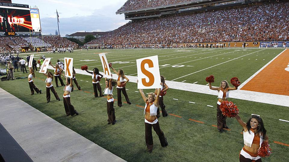 Texas brand strong whether Longhorns are winning or losing