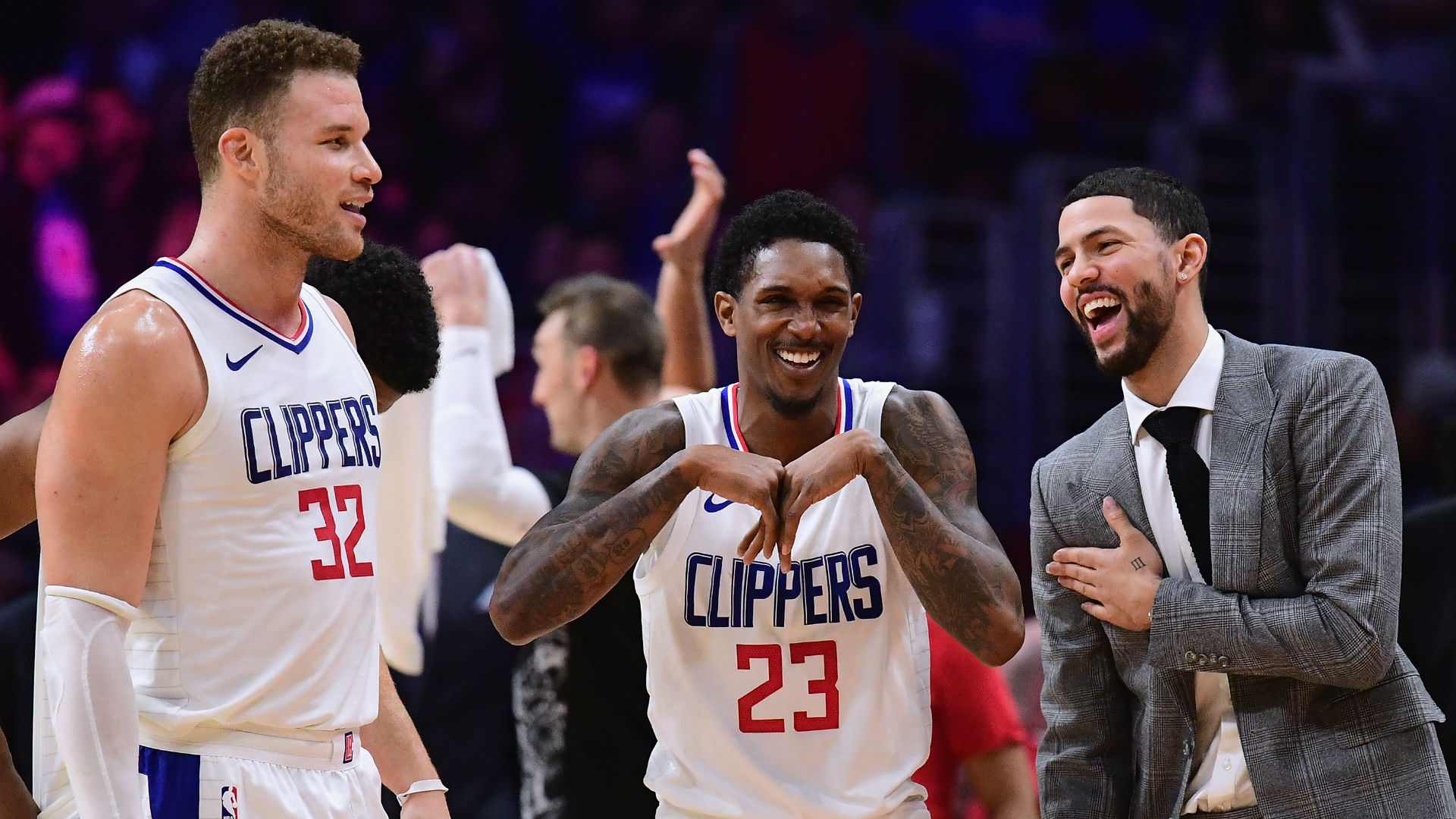 National Basketball Association is investigating locker-room incident involving the Clippers and Rockets