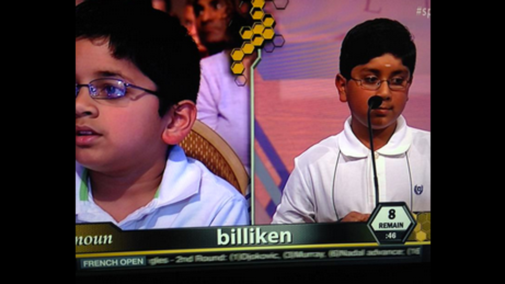 Saint Louis Billikens get shoutout at Scripps Spelling Bee