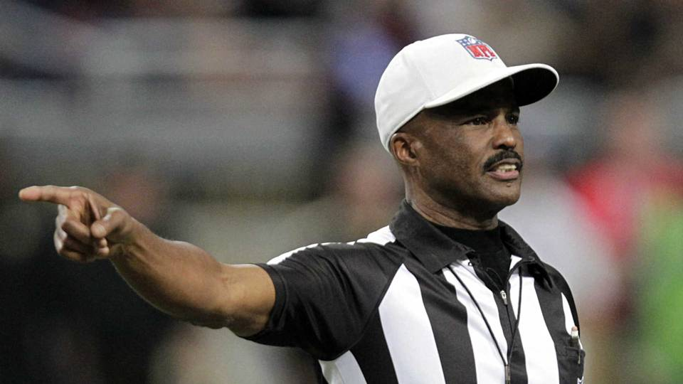 CBS fires rules analyst Mike Carey   NFL   Sporting News