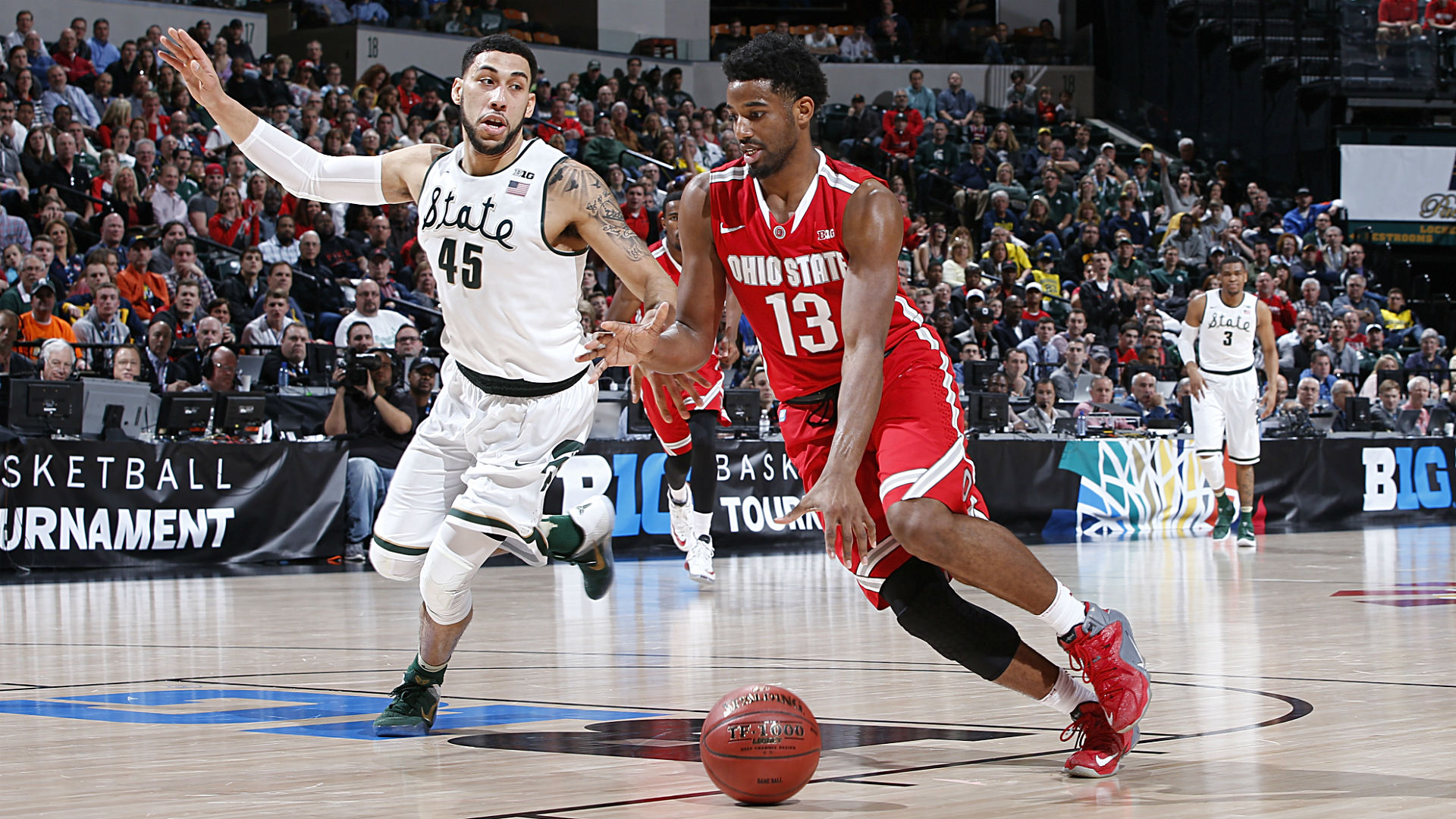 Men's Basketball: Ohio State guard JaQuan Lyle taken into custody Saturday morning