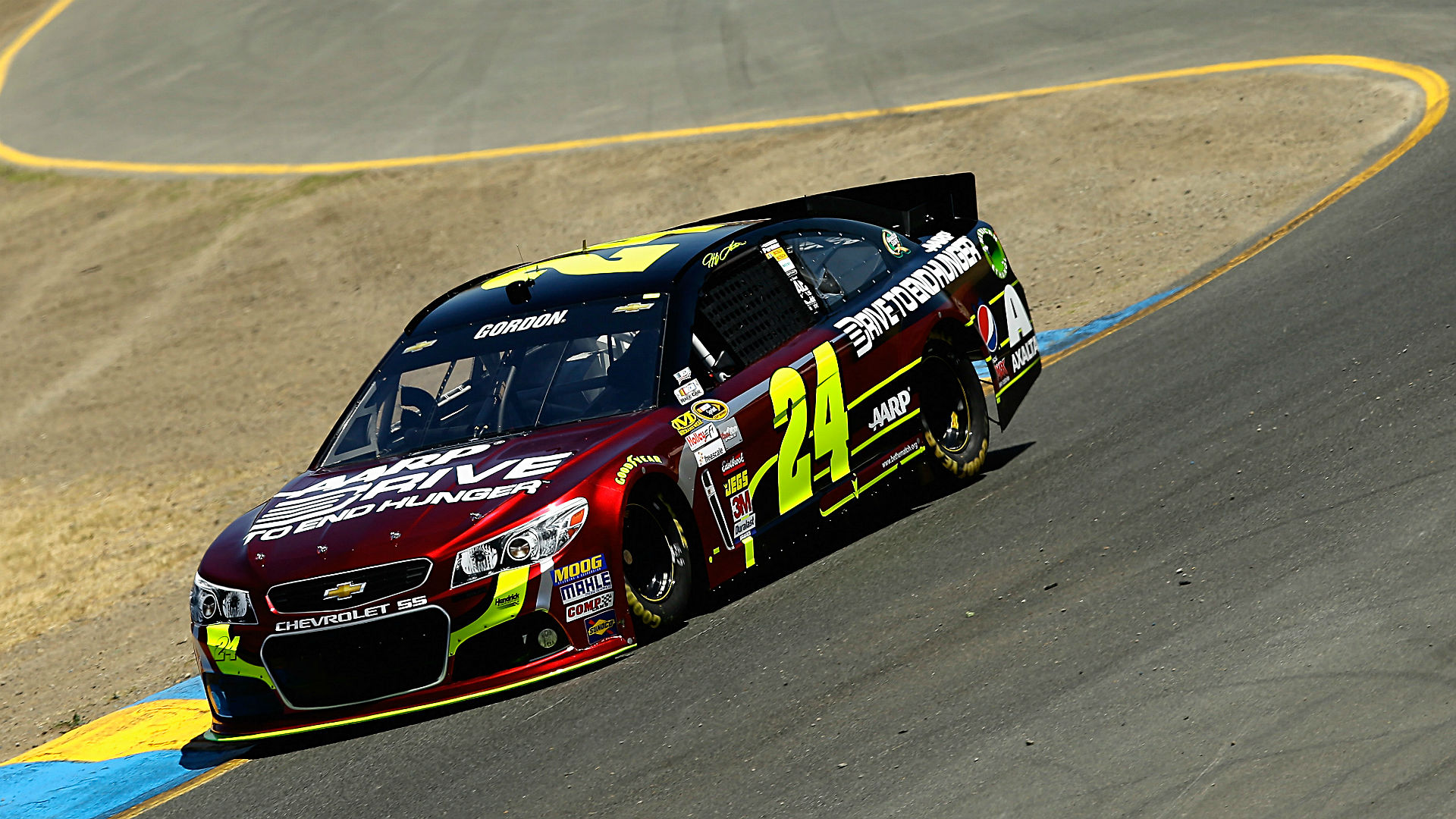 NASCAR odds – Four drivers priced as Sonoma co-favorites