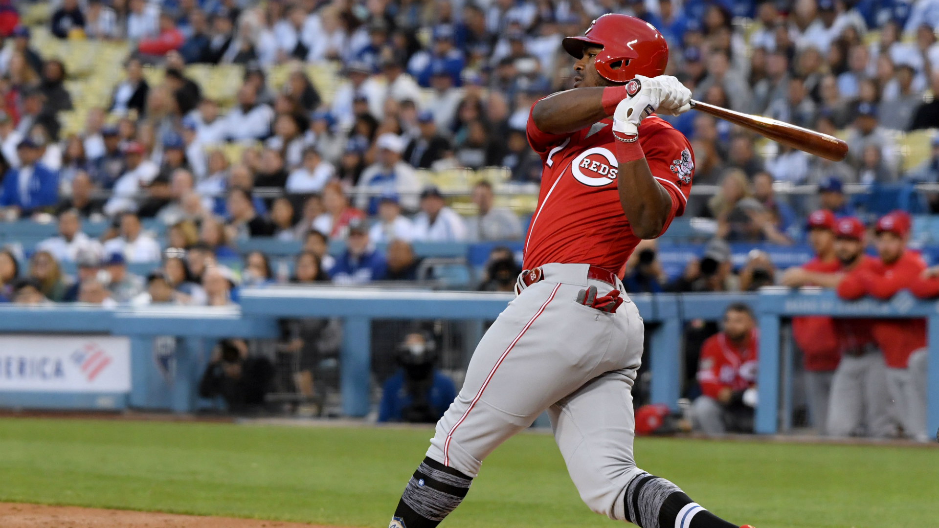 Yasiel Puig seizes moment again with homer vs. LA — but can he keep it up?