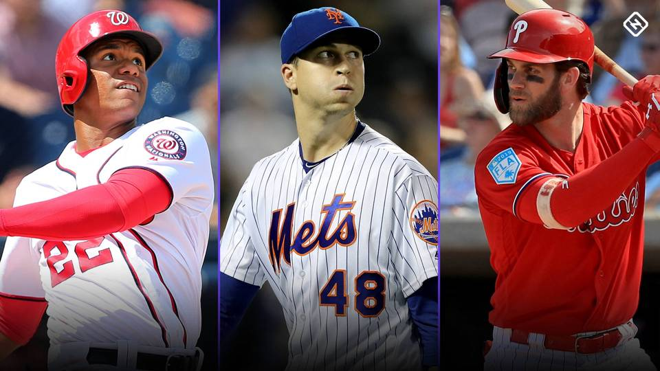 NL East guide for 2019  Biggest strength 50678b47d