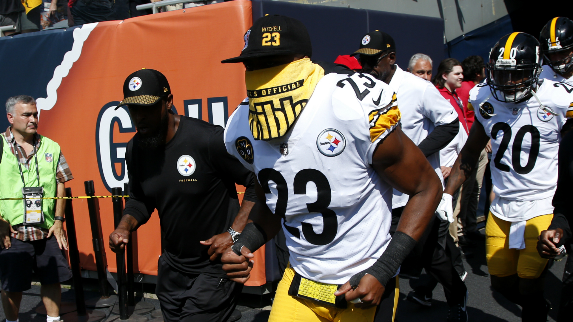 National Football League suspends JuJu Smith-Schuster, George Iloka one game each for hits