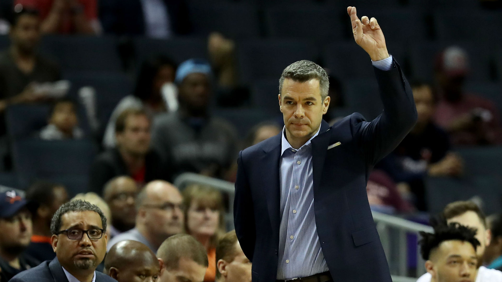 Virginia assured of longer run in Charlotte this year after ousting N.C. State in ACC play