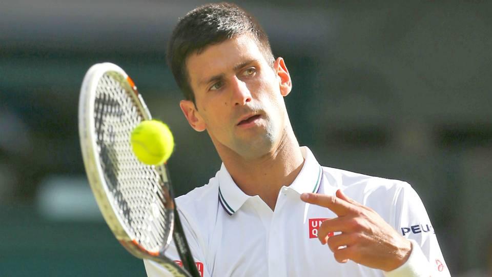 Wimbledon results