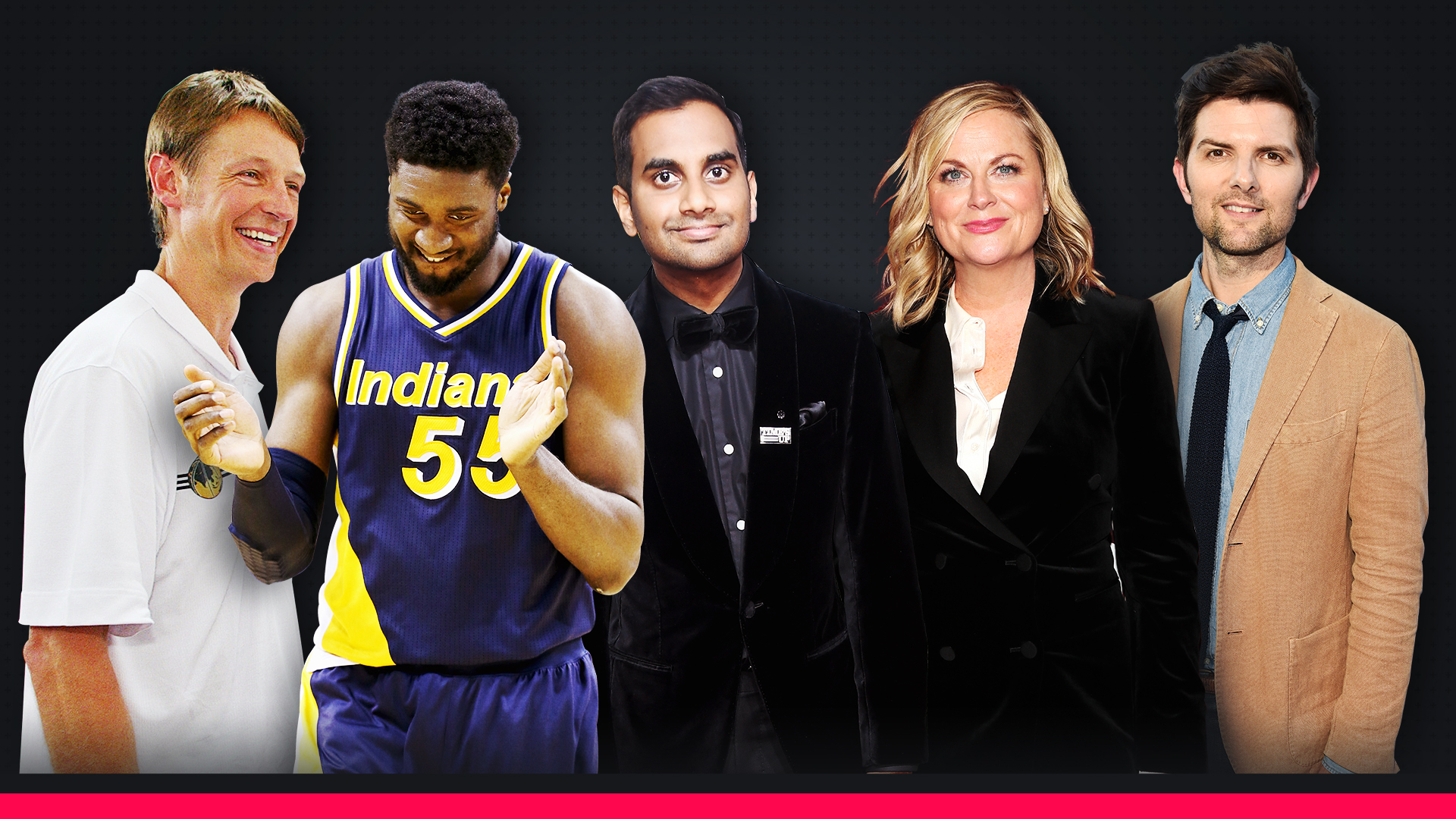 Pawnee and the Pacers: How Detlef Schrempf and Roy Hibbert made cameos on 'Parks and Recreation'
