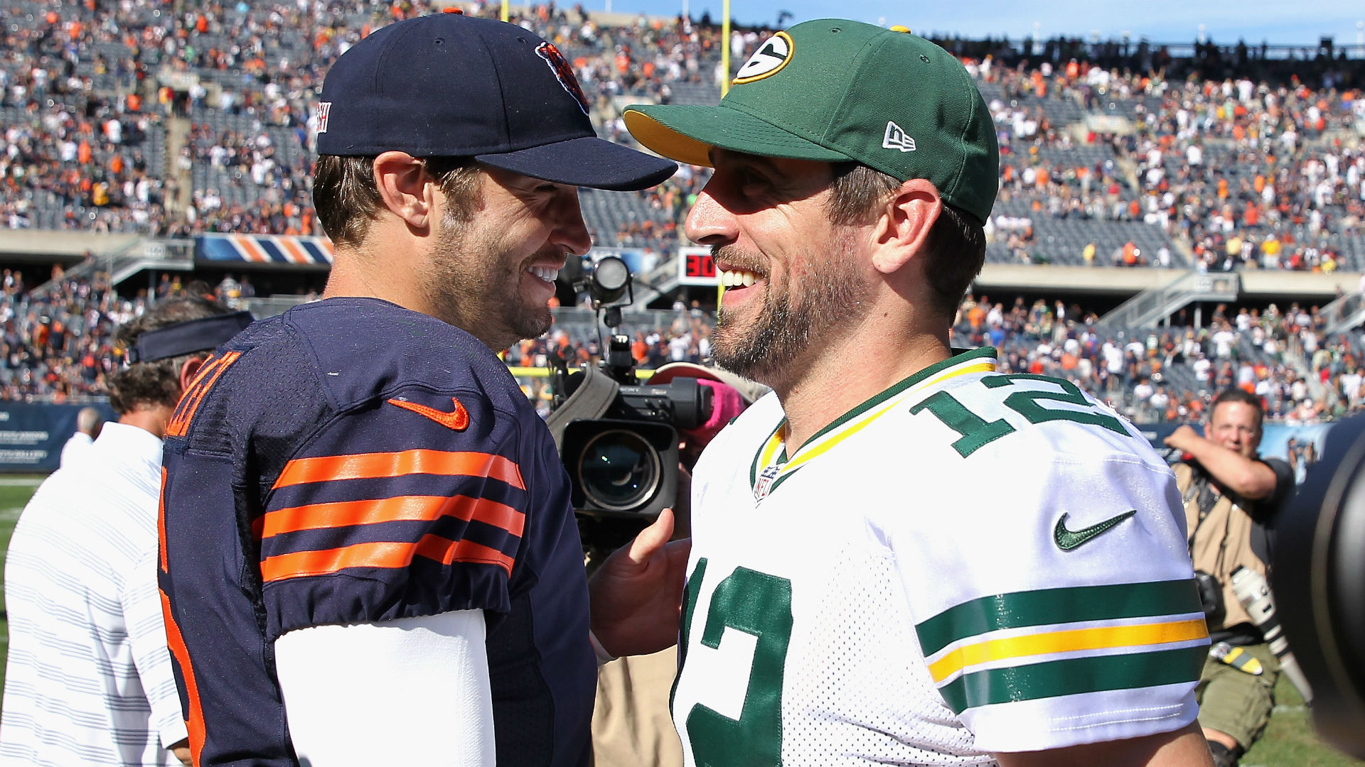 Bears at Packers betting line and pick – Skeptical of Green Bay, encouraged by Chicago