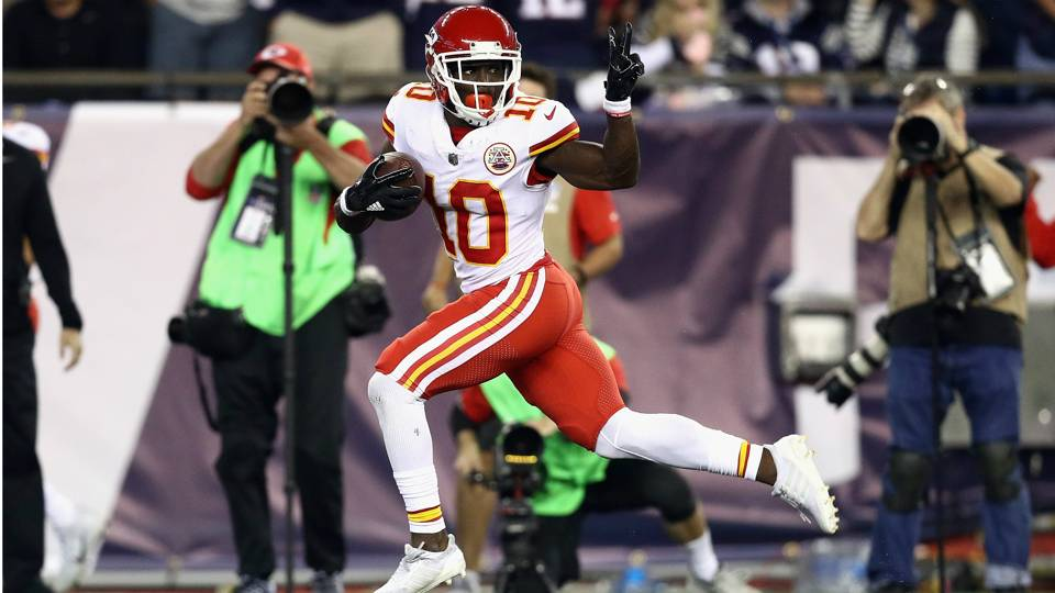 Chiefs Tyreek Hill Could Be Punished By NFL For His Peace