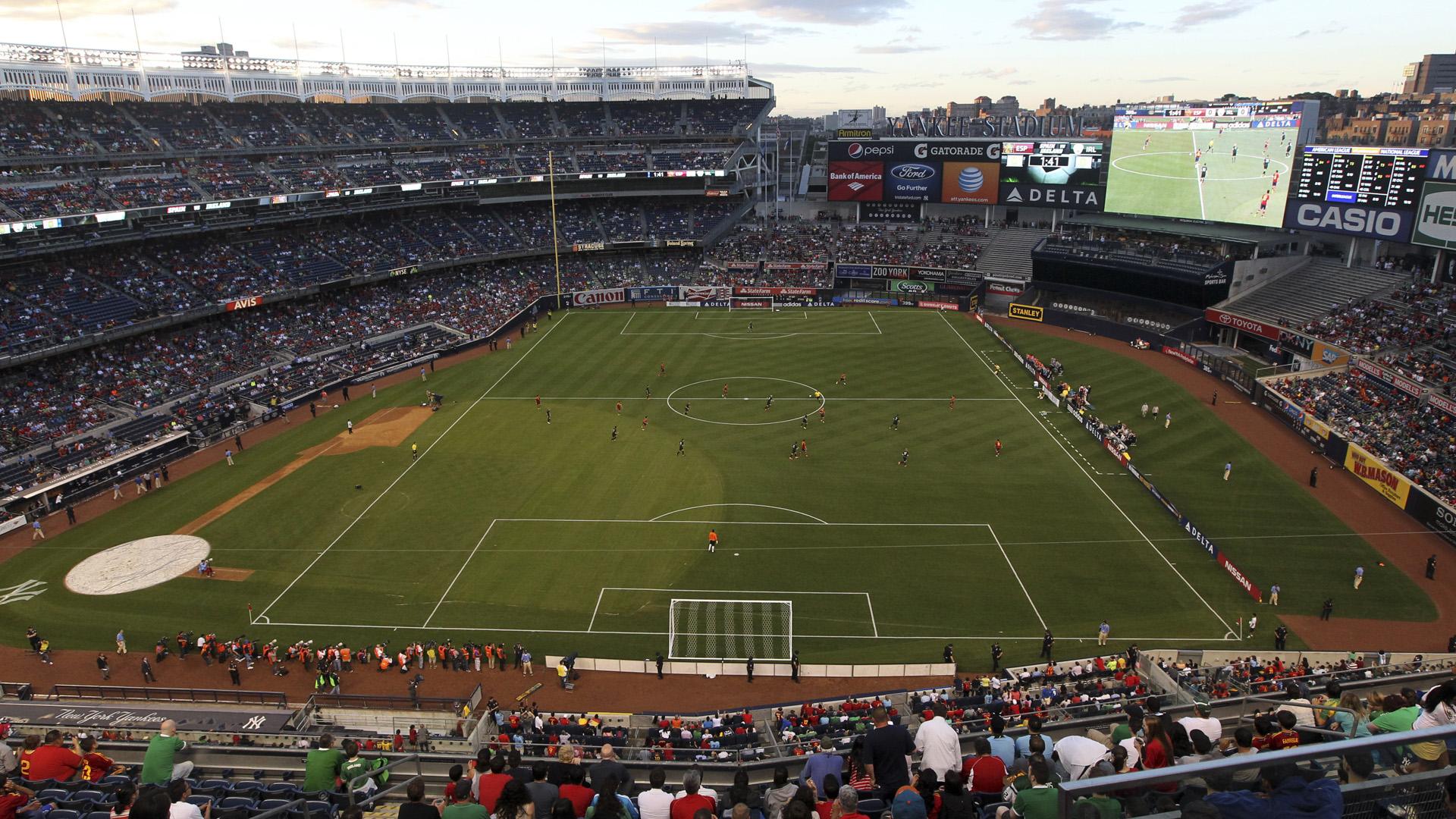 Madison Square Garden: New York City FC To Play At Yankee Stadium