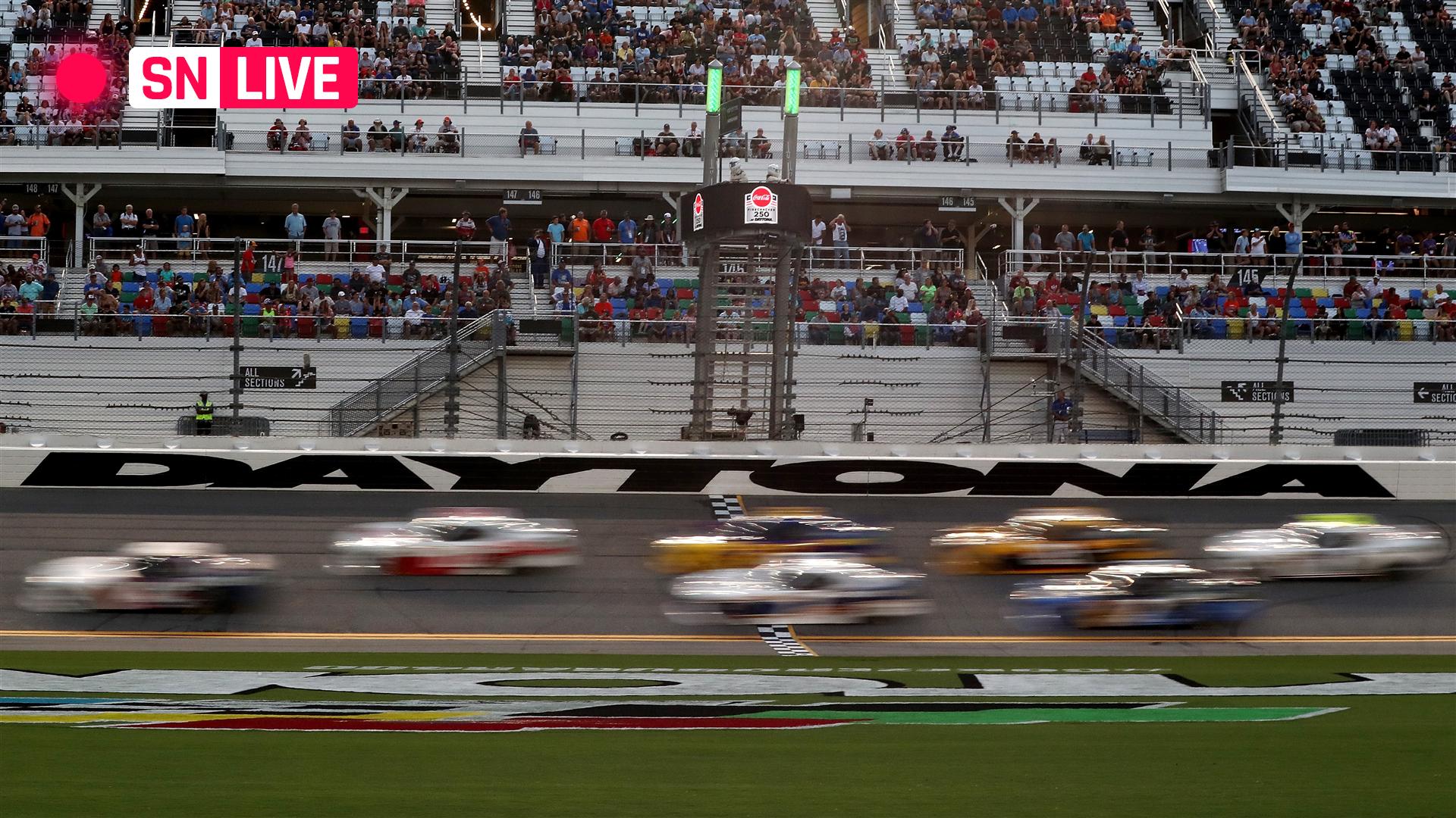 Daytona 500 starting lineup: Qualifying results, pole winner, driver entry list