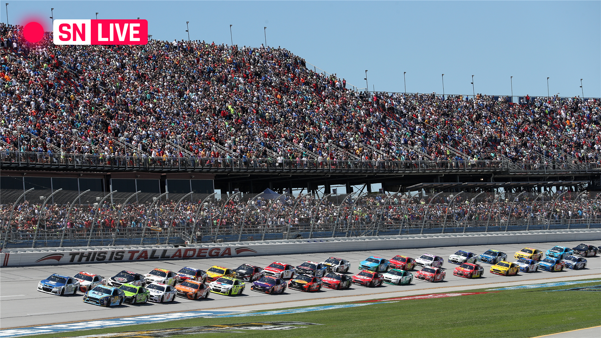 NASCAR at Talladega: Results, highlights from 1000Bulbs.com 500