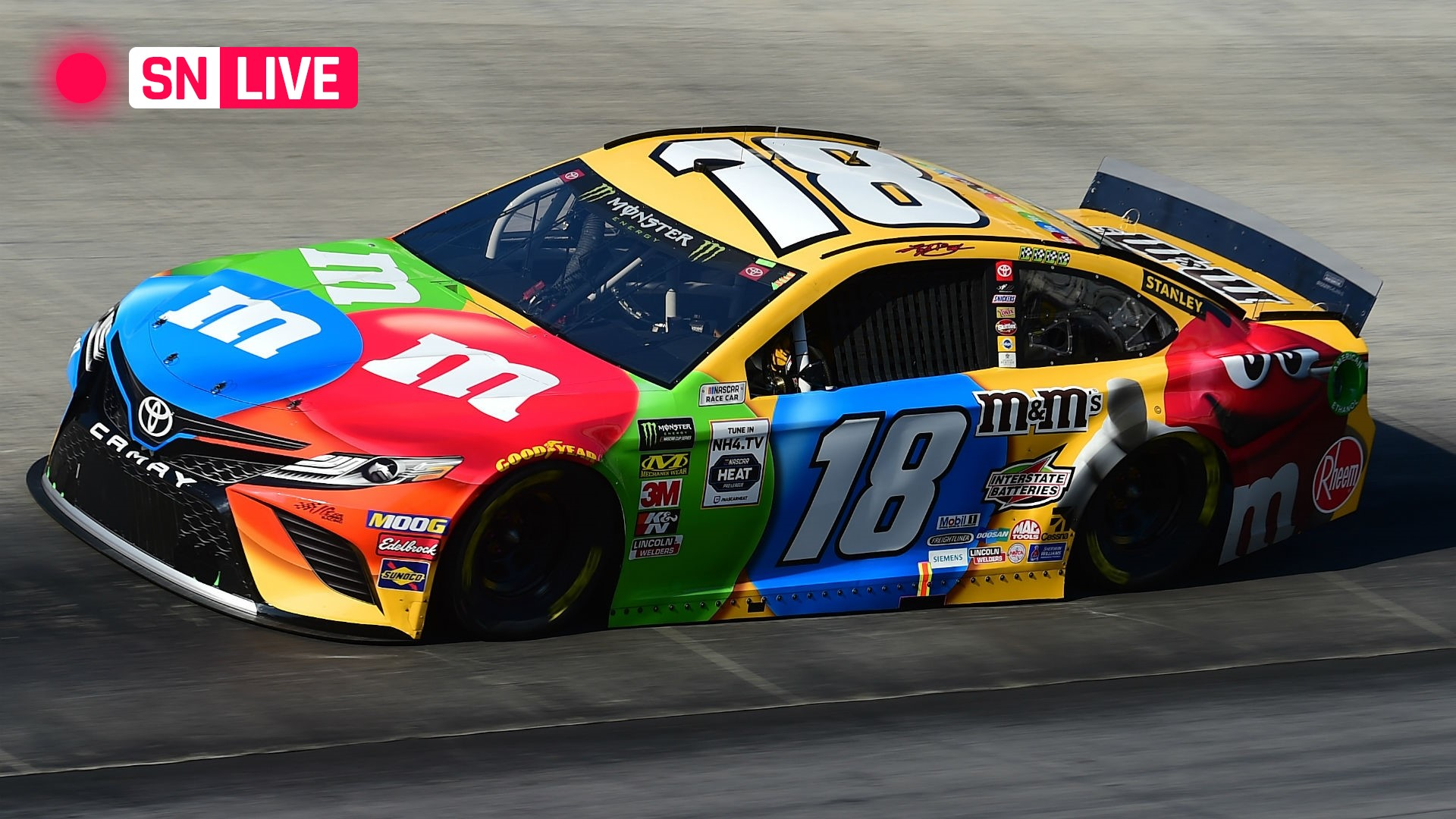 NASCAR at Bristol: Live race updates, results, highlights from NRA Night Race