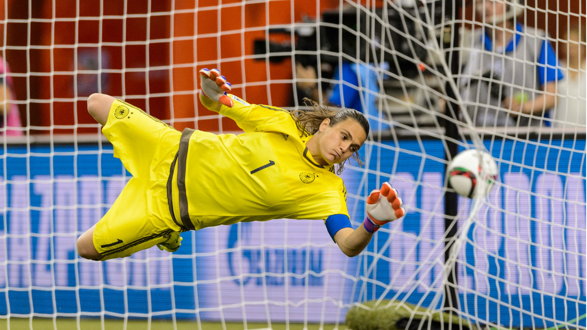 Women's World Cup, USA vs. Germany: Who is Nadine Angerer?