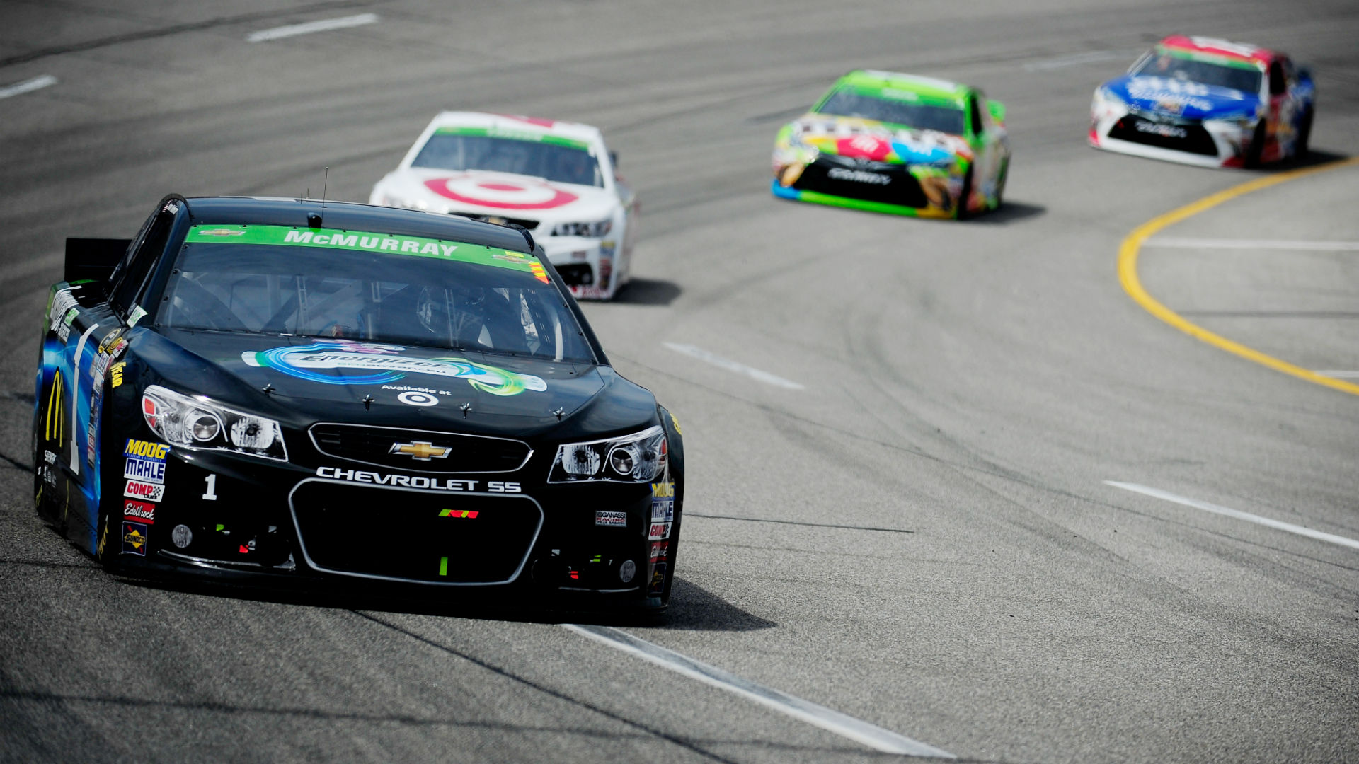 Jamie McMurray energized with fourth-place Richmond finish
