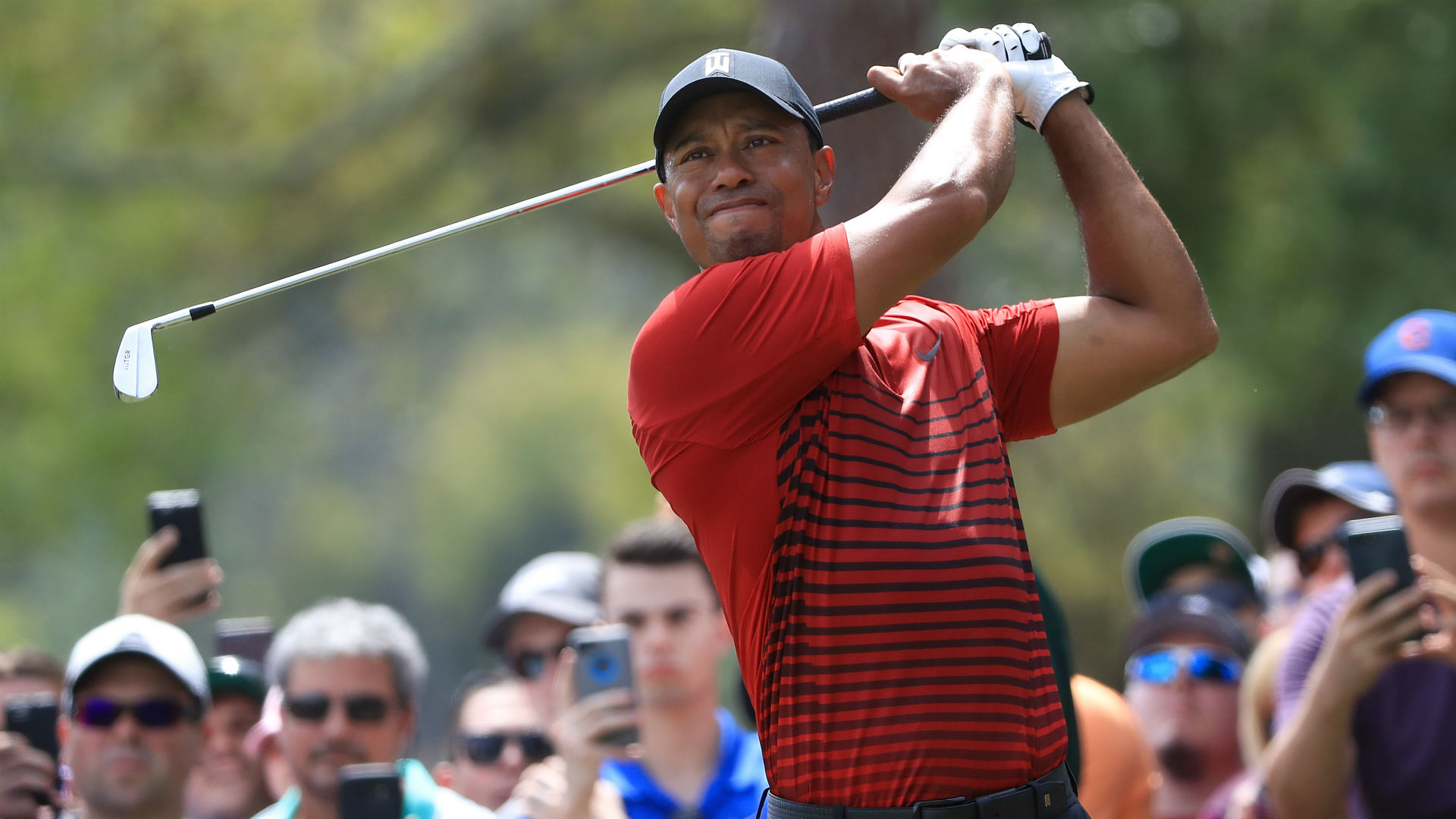results from tiger woods u0026 39  final round at the valspar