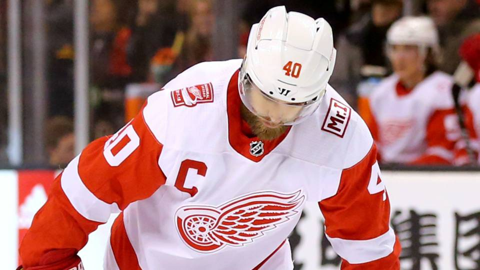 Henrik Zetterberg's health 'a real unknown' for Red Wings in 2018-19