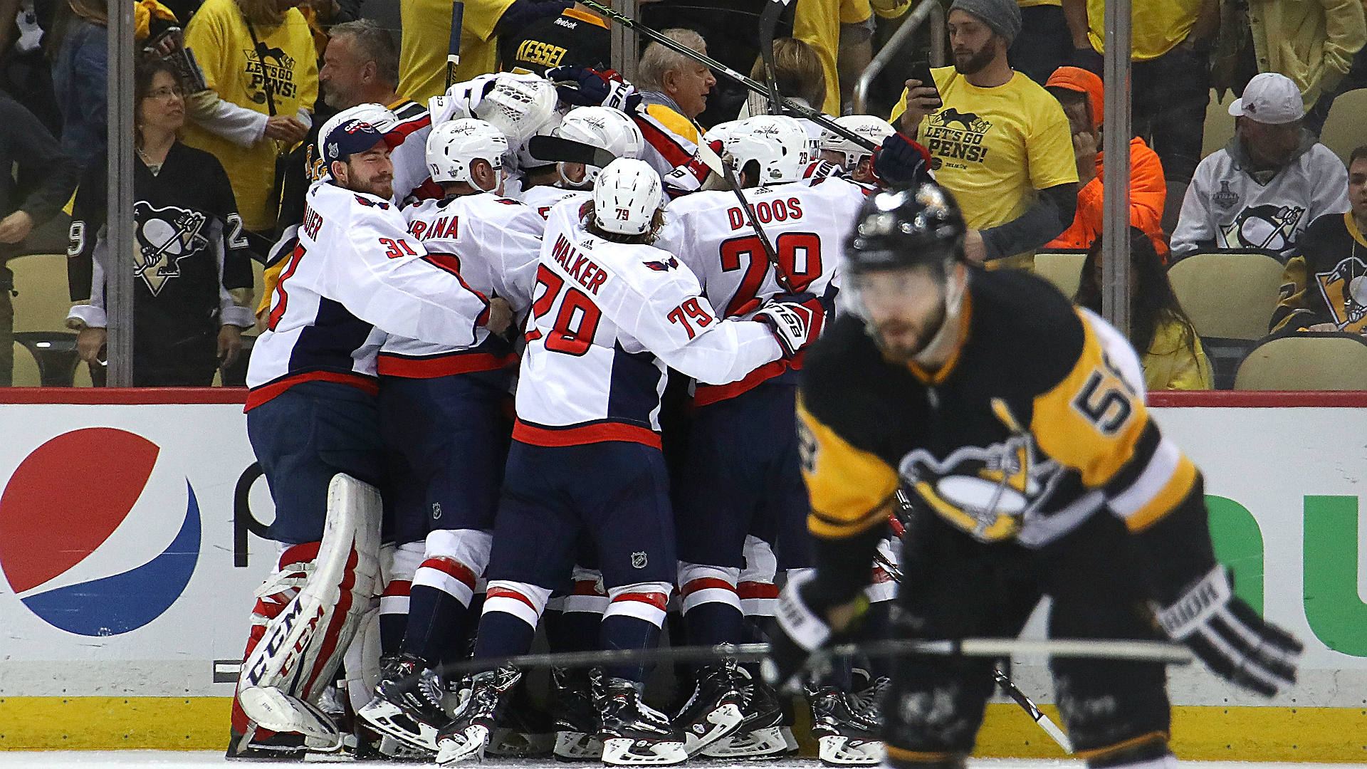 Tony Kornheiser and Michael Wilbon miss context of Capitals' victory over Penguins