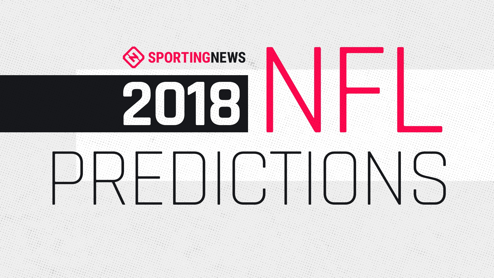 Nfl Predictions For 2018 Final Standings Playoff Projections