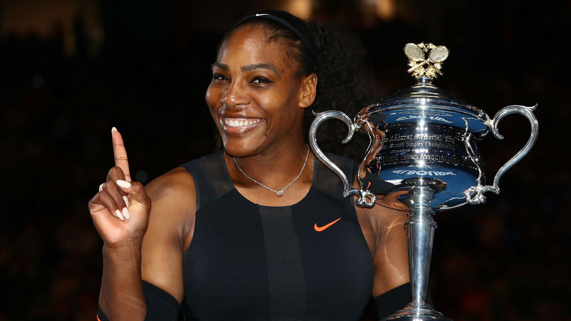 Serena stuns sister Venus to win Australian Open title