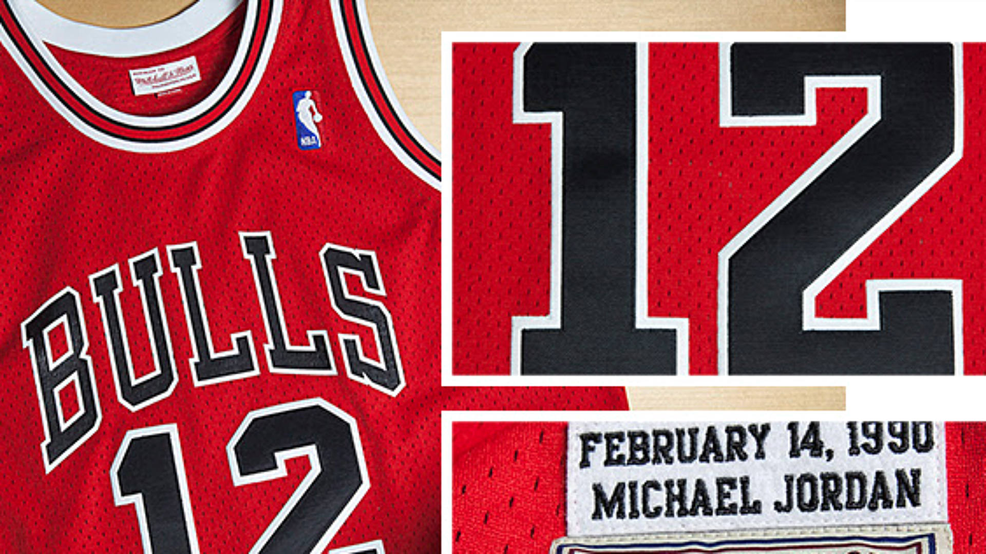that time michael jordan had to wear no 12 after someone stole his jersey nba sporting news. Black Bedroom Furniture Sets. Home Design Ideas