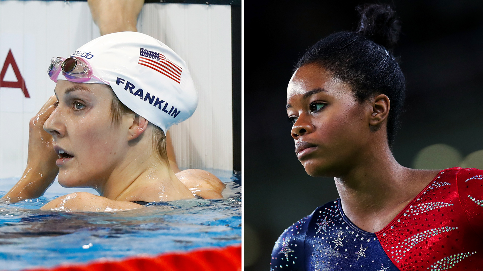 Gabby Douglas And Missy Franklin Dont Owe Any Explanations To Anyone