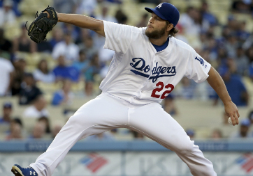 Fantasy baseball rankings: Sunday's starting pitchers