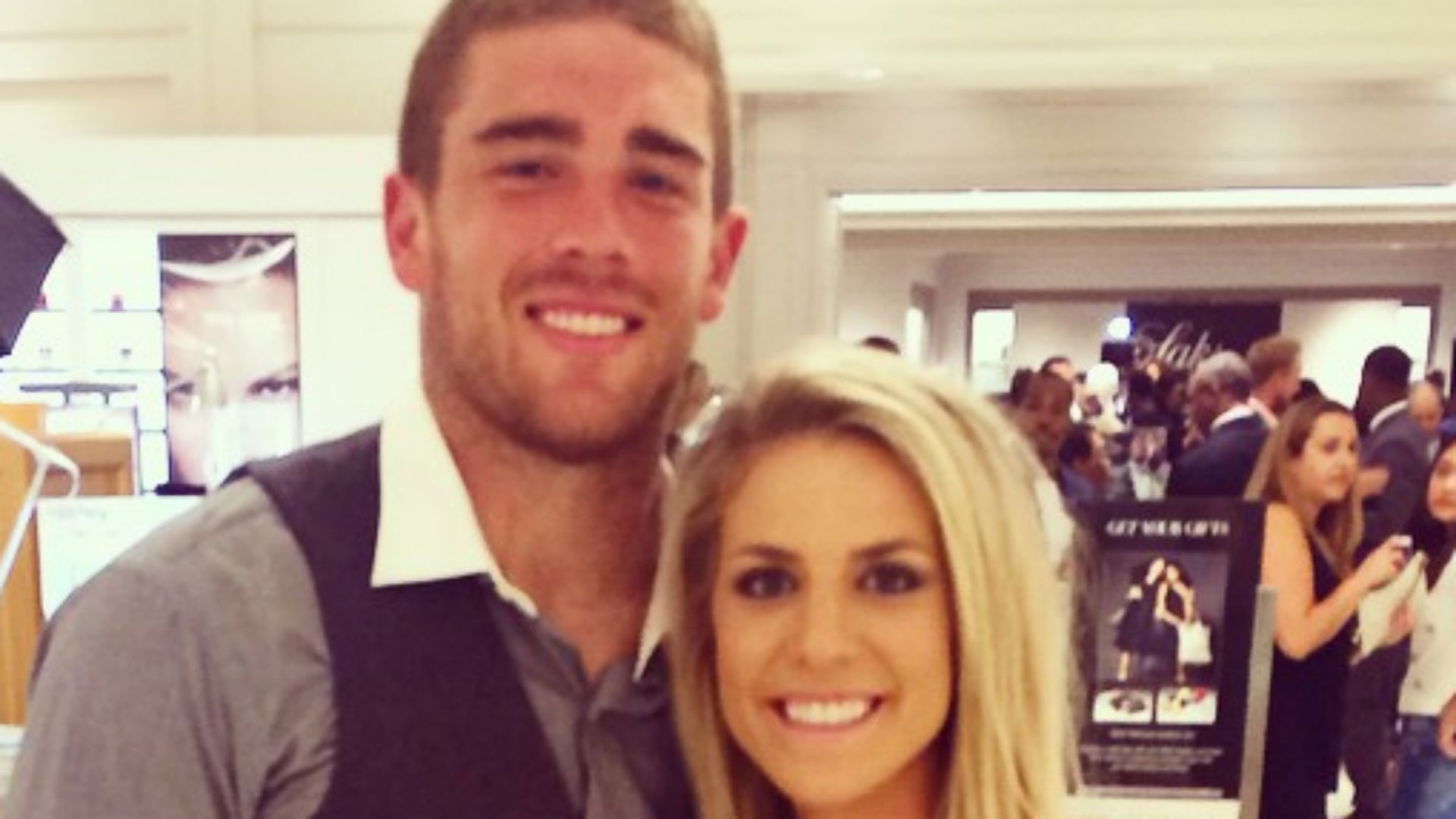 Eagles' Zach Ertz felt girlfriend Julie Johnston's angst in World Cup semifinal