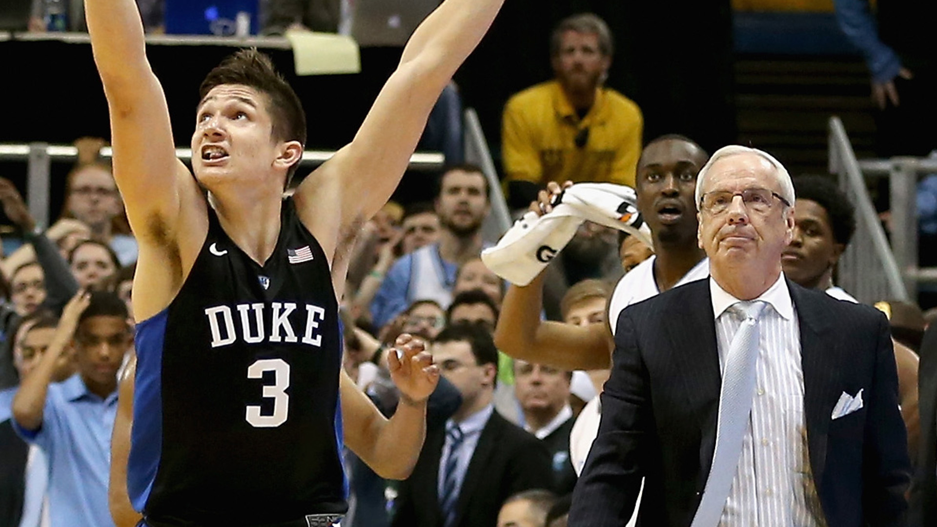 college basketball the duke and unc rivalry What's on sling  facebook twitter  college basketball /  with that knowledge, here are the 9 things you didn't know about the unc-duke basketball rivalry 1.