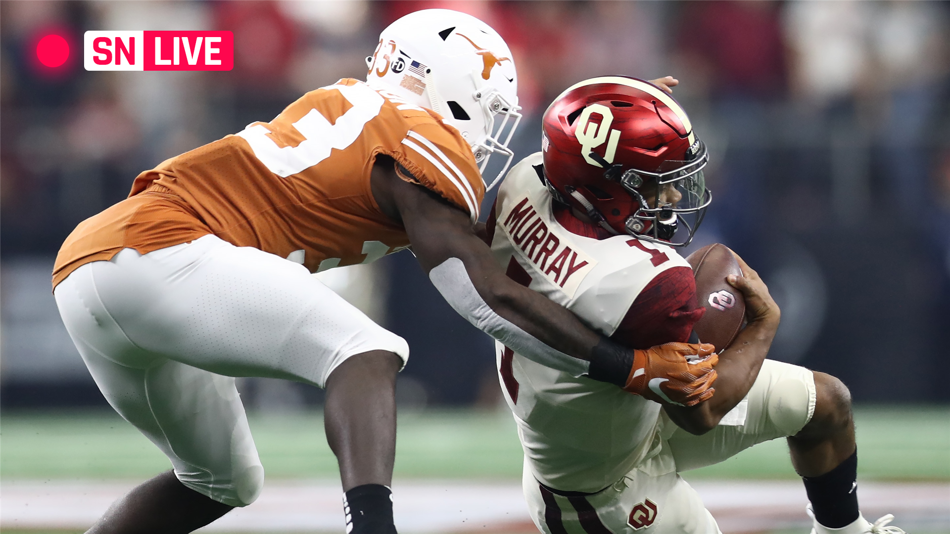 Oklahoma vs. Texas: Live updates, score, highlights from ...