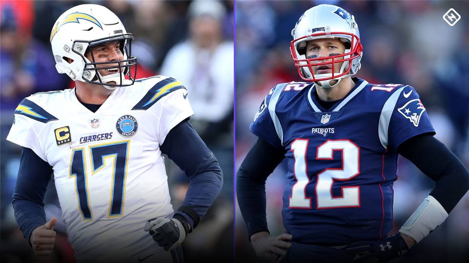 Image result for chargers v patriots playoffs