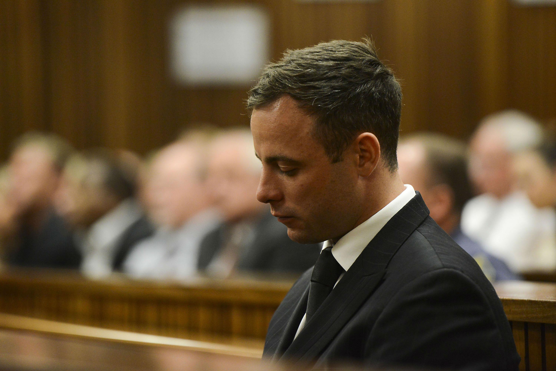 Oscar Pistorius - 091815 - Getty - FTR