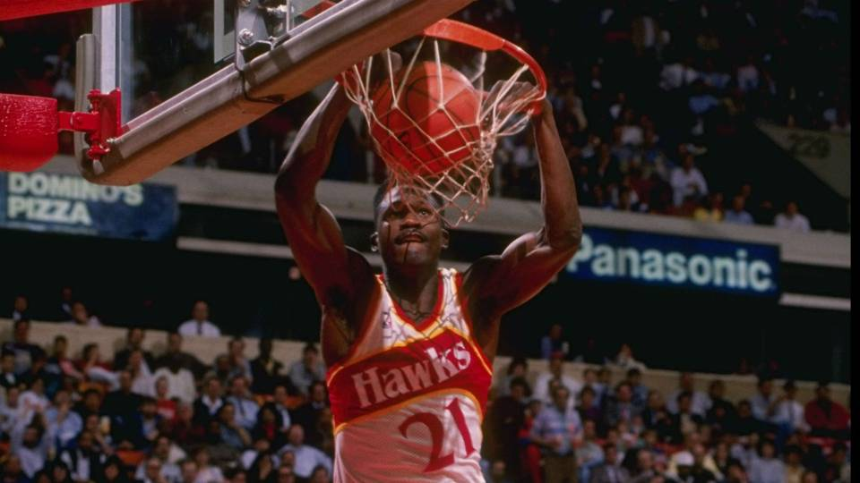 Dominique Wilkins Still Thinks He Beat Michael Jordan In 1988 Slam Dunk Contest